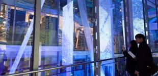 Luminalebeitrag für die Zeilgalerie 2012