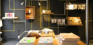 Raumkonzept zum Designparcours 2013